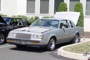 1987 Buick Regal Turbo T Silver Metallic