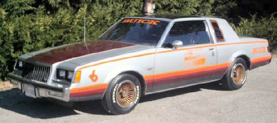 1981 buick regal indianapolis pace car