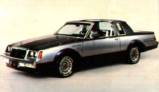 1982 buick regal grand national
