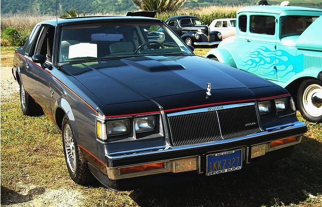 1984 buick regal wh1