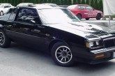 1984 Buick Regal Grand National