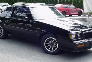1984 Buick Regal Grand National