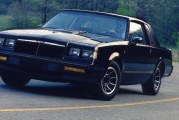 1985 Buick Regal Grand National