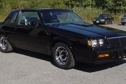 1986 Buick Regal Grand National