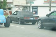 Buick Grand Nationals Cruising Gratiot