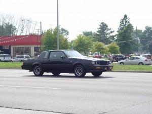 cruising in a Turbo Buick Regal