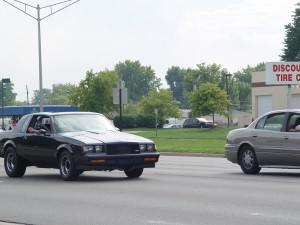 driving a buick grand national