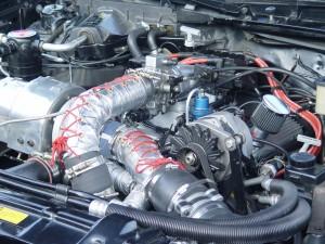 3.8 liter V6