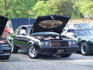 buick regal eagle hood insulator