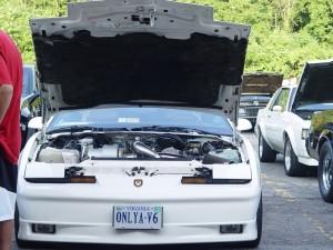 turbocharged 3.8 liter v6