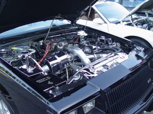 231 cubic inch buick engine