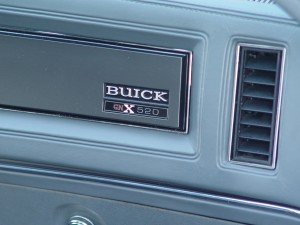 buick gnx 520