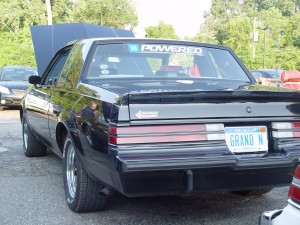 GM powered vehicle