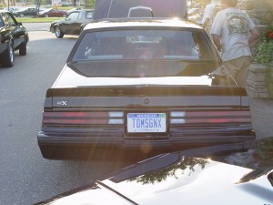 buick GNX replica