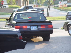 buick grand national LED tail lights