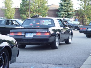 buick grand national event