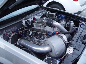 LS2 turbo regal