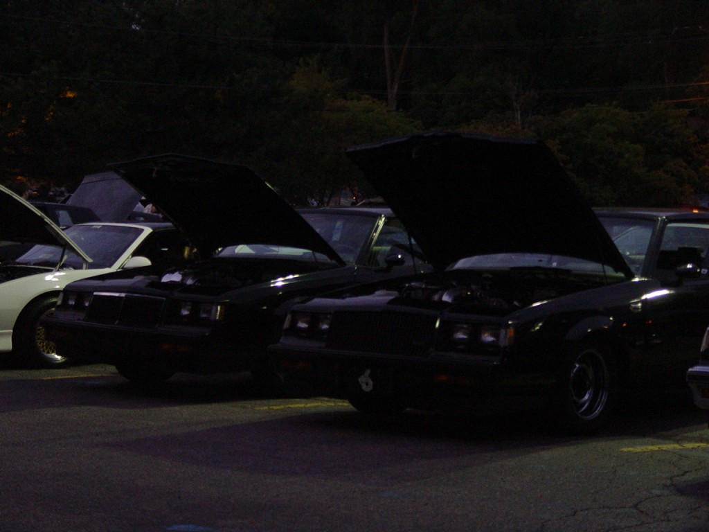buick grand national car club