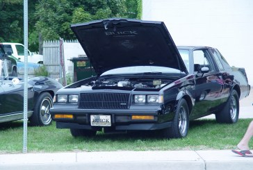 Turbo Buick Regal Grand National at Woodward Dream Cruise