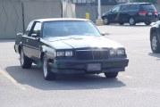 Turbo Buick Regals Cruise Harper Avenue in St Clair Shores
