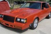Buick Regal Grand National Custom Paint Jobs