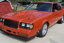Buick Regal Grand National Custom Paint Jobs