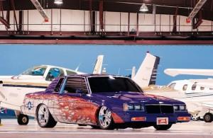 buick regal turbo t custom paint