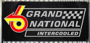 buick grand national banner