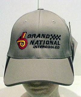 Grand National intercooled cap