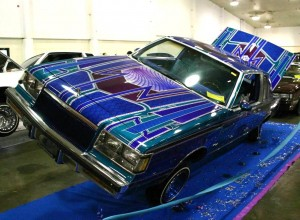 lowrider buick regal paint