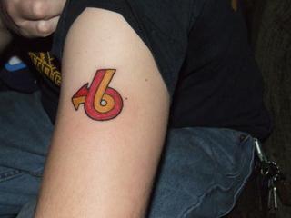 turbo 6 tattoo