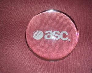 ASC Paper Weight