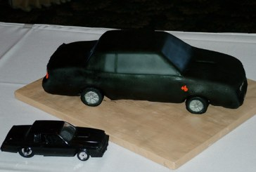 Buick Grand National Cakes – No better way to celebrate!