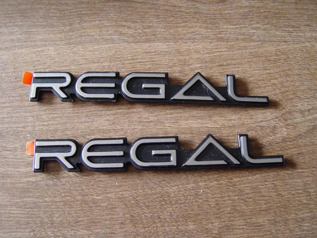buick regal emblem