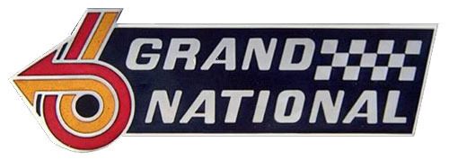 grand national emblem