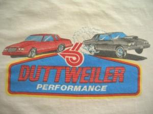 duttweiler performance tshirt