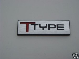 Regal t-type emblem