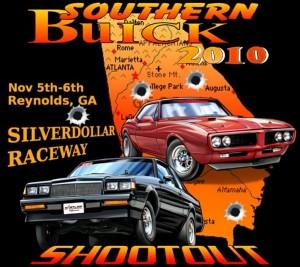 southern buick shootout shirt