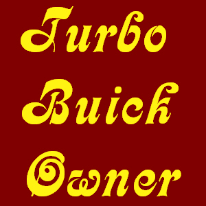 turbo buick owner