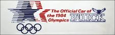 1984 olympics buick logo