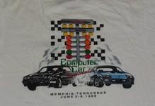 Computer Car Nationals Tshirt