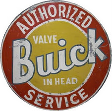 buick valve in head logo