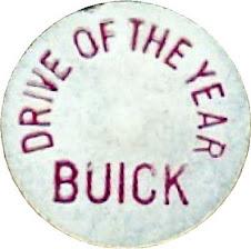 buick golf tee