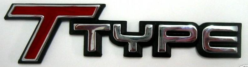 t type emblem