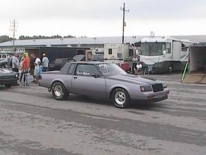 Buick Regal Race Car