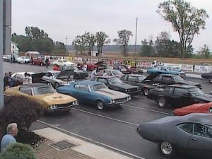Buick Racing in Norwalk