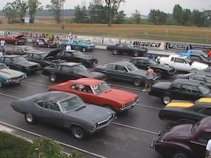 Buicks at Summit Motorsports Park