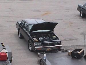 Buick Regal T-type racer