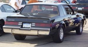 1986 buick turbo t