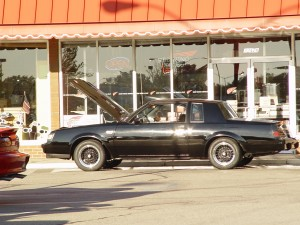 buick grand national t-top